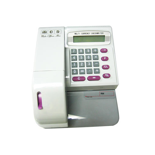 MOA MCEC-310 Cheque Writer