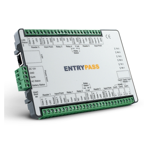 ENTRYPASS N5200 Active Network Control Panel