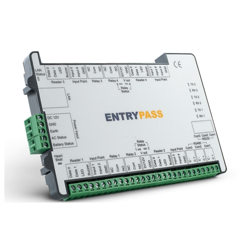 ENTRYPASS S3100 Serial Communication Control Panel