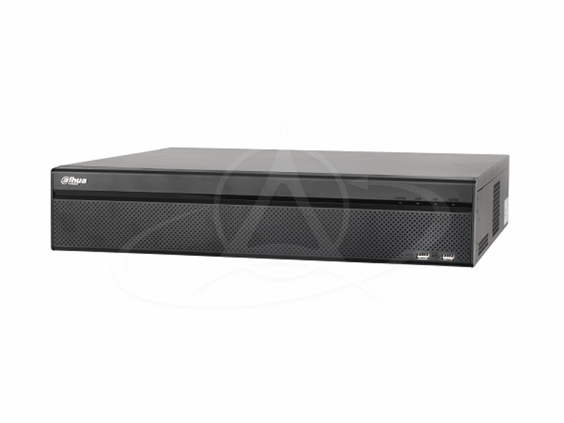 DAHUA Channel 2U 16PoE 4K&H.265 Lite Network Video  Recorder - 200Mbps Incoming Bandwidth