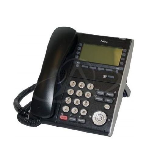 NEC DT710 ITL-8LDE-1P (BK) Value IP DESI-Less Telephone