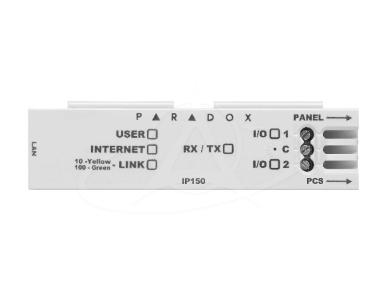 PARADOX IP150 Internet Module Supports SWAN Server