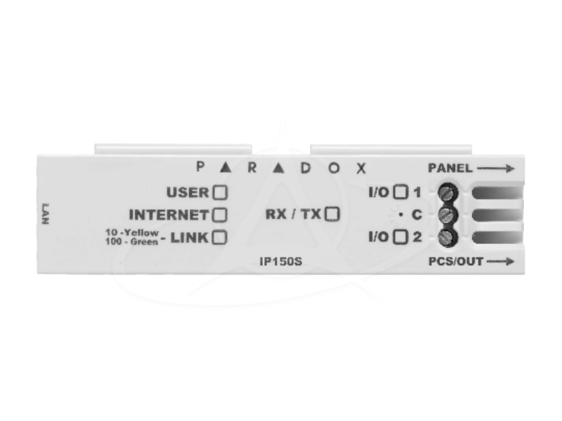 PARADOX IP150S Internet Module Service Open Version