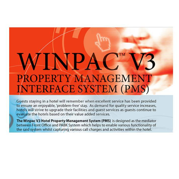 WINPAC Property Management System Interface