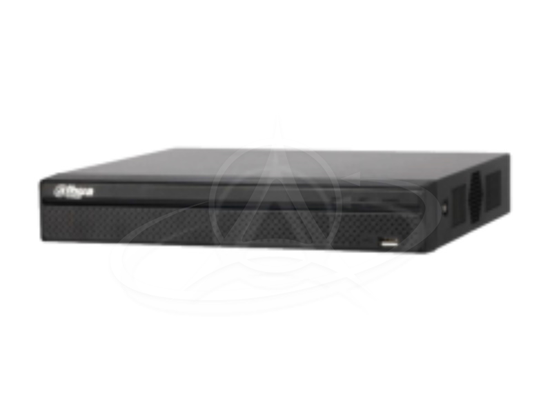 DAHUA DHI-NVR4104HS-P-4KS2,DHI-NVR4108HS-P-4KS2  4/8 Channel Compact 1U 4PoE 4K&H.265 Lite Network Video Recorder