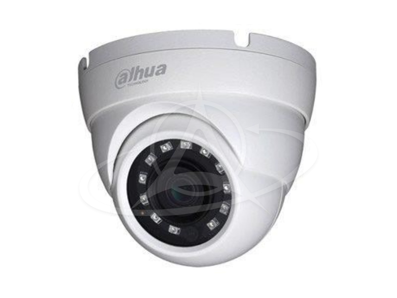 DAHUA DH-HAC-HDW1230M 2MP Starlight HDCVI IR Eyeball Camera