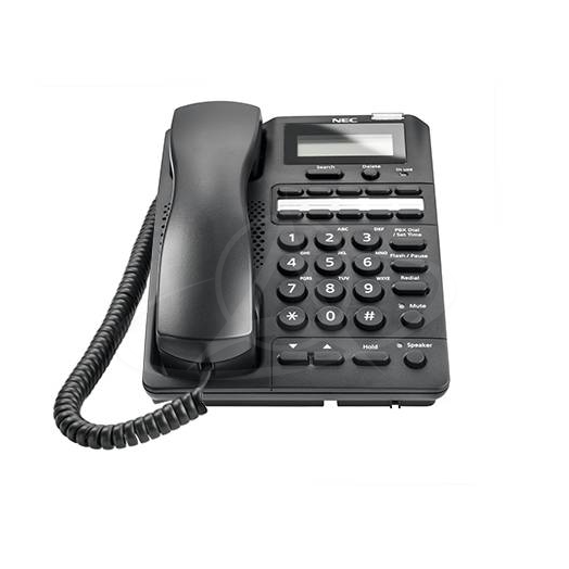 NEC AT-55M(BK)TEL Analog Caller ID Phones