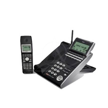 NEC DT330 DTL-12BT-1P (BK) TEL Digital 12 Button Display Bluetooth Handset Telephone