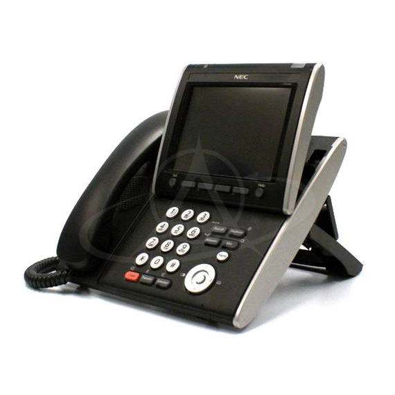 NEC DT750 ITL-320C-2P (BK) TEL IP Touch Screen Colour Telephone