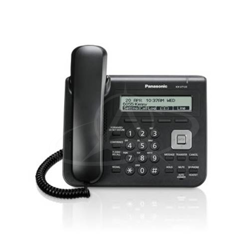 Panasonic KX-UT113 Standard SIP telephone with large alphanumeric display